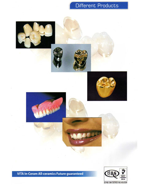 Different Dental Products India, Vita In Ceram Products India