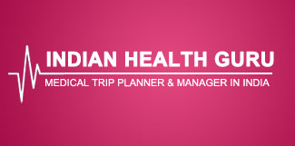 Medical Tourism India: Indian Health Guru Logo