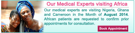 Our Medical Experts are visiting Nigeria